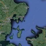 Kystpladser med Google Earth
