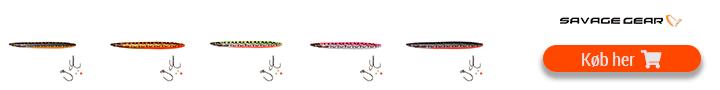 kystwoblere til havørreder med uv-farver