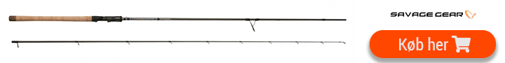 Spinnestang i både 2 og 4 delt modeller