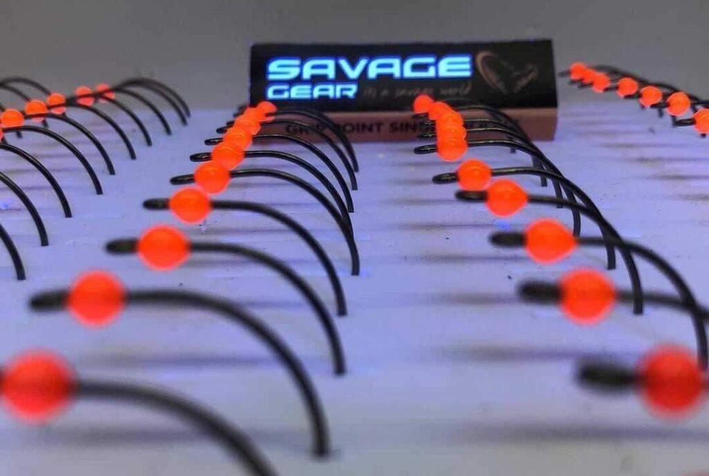 Savage Gear hotspot kroge til havørred